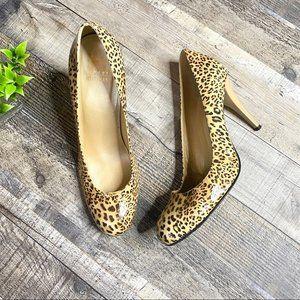 Stuart Weitzman Cheetah Print Pumps Size 8